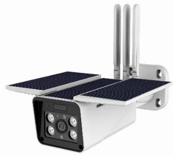 security camera on doorbell